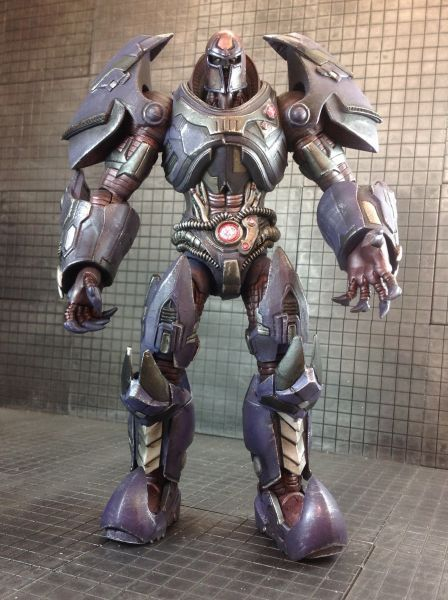 ONSLAUGHT (Movie Concept) (Marvel Legends) Custom Action Figure