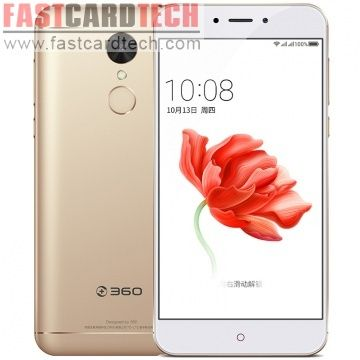 360 N4A- 4G LTE 5.5 inch MT6735 Octa Core 3GB RAM 32GB ROM Android 6.0 Camera 13MP 4000mAh Fingerprint Mobile Phone