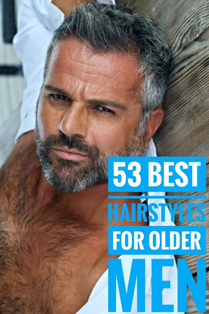 53 Magnificent Hairstyles For Older Men Hair Hairstyle Menhair Menhairstyle Manhair Older Mens Hairstyles Best Hairstyles For Older Men Older Men Haircuts