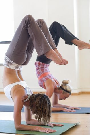 i will. i will. i will. #yoga one day I will understand this pose and conquer it!