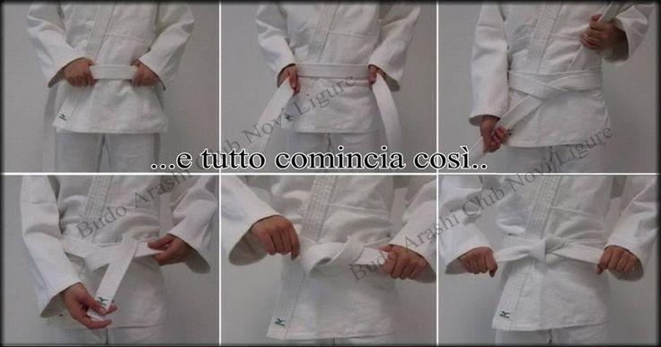...e tutto comincia così...   #budoarashinovi #jujitsu #artimarziali #martialarts #jujitsunovi #martialartsnovi