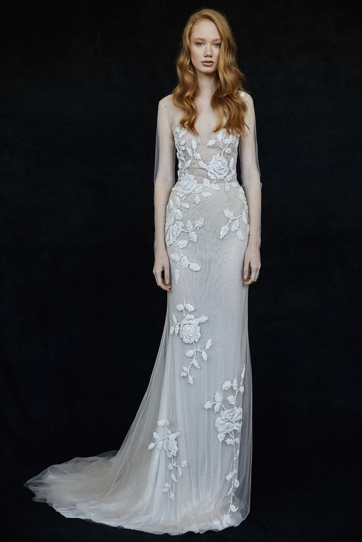 Olivia Wedding Gown #OliviaWeddingGown #OtiliaBrailoiuAtelier #weddingdress