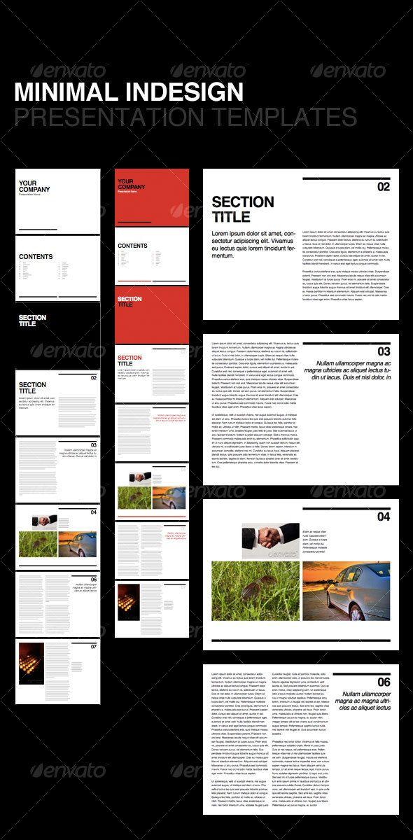 Swiss Minimal Presentation Template