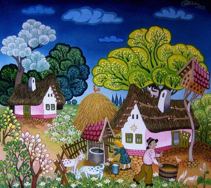 #Art  Koday Laszlo. Hungria
