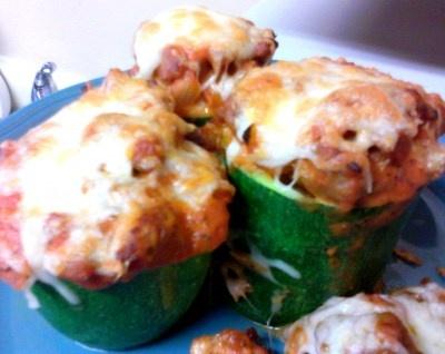 Zucchini Cups