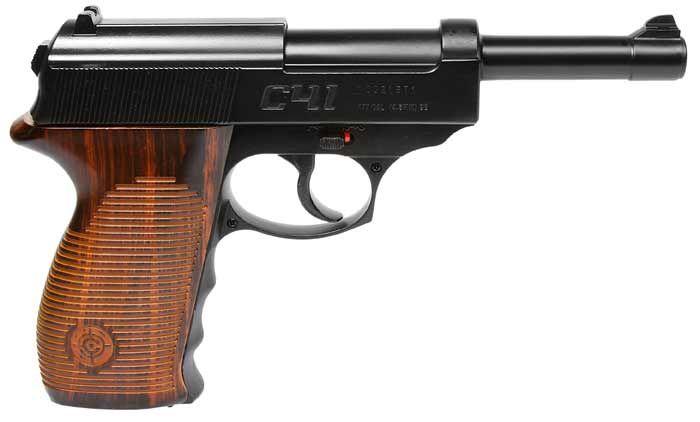 Crosman C41 CO2 BB Pistol Air Guns, Air Rifles, Pellet Guns, Gun, Guns, Rifle, Rifles, Target Rifles, Pellet Rifle, Benjamin, Crosman, AirForce, KalibrGun, Pellet, USA, 2ndamendment