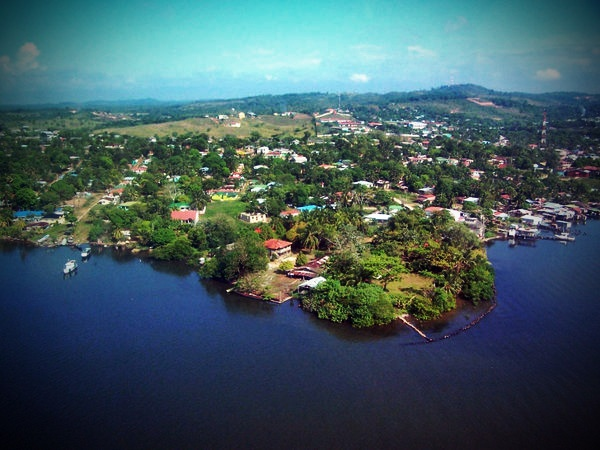 how to get to bluefields nicaragua