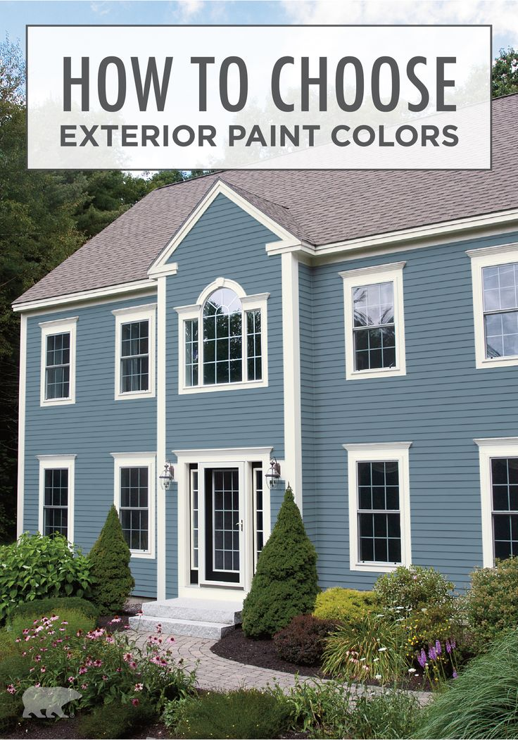 Best 25 Behr Exterior Paint Colors Ideas On Pinterest
