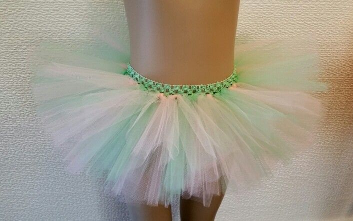 #Mint #Pink  #PhotoProp #BabyGirl #CakeSmash #Tutu #Birthday #HandMade With Love @RubyLee's Boutique