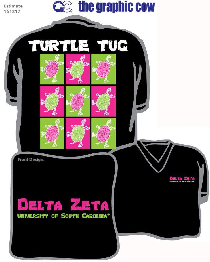 Turtle Tug | Delta zeta, Delta, Philanthropy