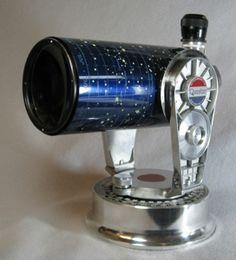 Questar telescope left rear view (39,948 bytes)