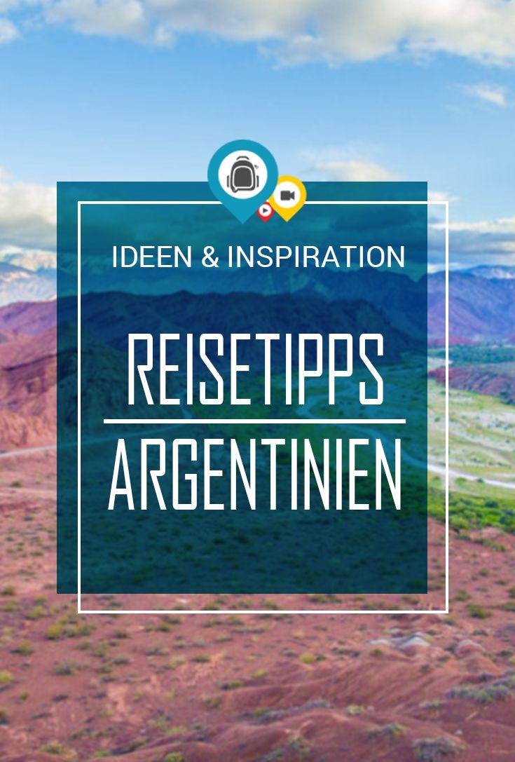 die besten 25 argentinien reisen ideen auf pinterest. Black Bedroom Furniture Sets. Home Design Ideas