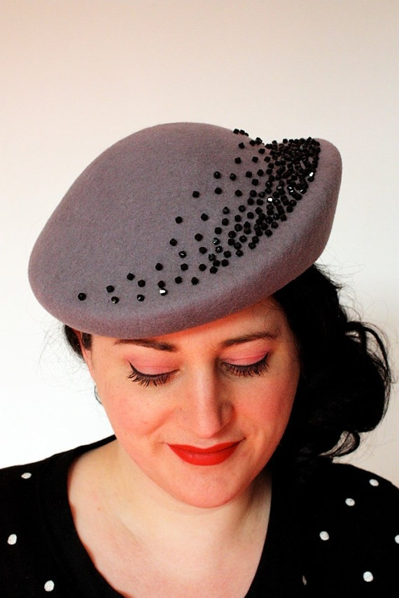This hat is incredibly amazing! And it reminds me that I need to bedazzle stuff.