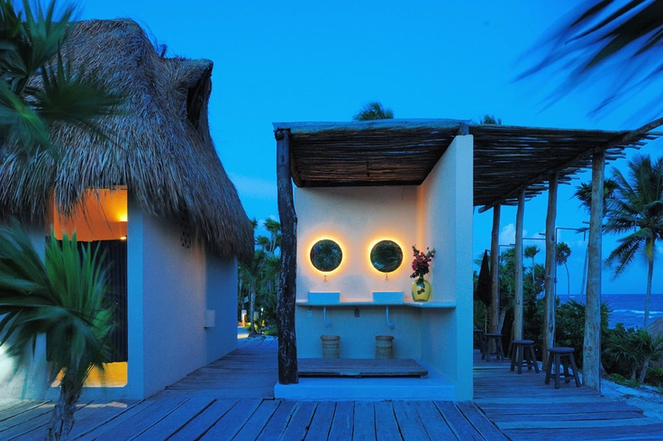 Papaya Playa, Tulum, #Mexico #hotels