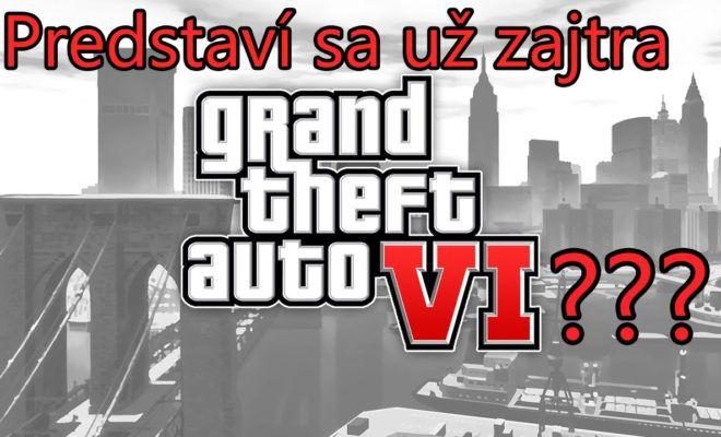 Odprezentuje štúdio Rockstar Games zajtra GTA VI na konzole PS4??? Podľa nás…