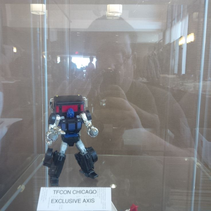 TFcon Chicago Exclusive Axis #factorytoy