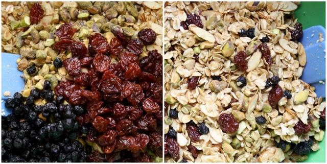 mixed berry granola: Een Appeltje, Homemade Mixed, Erdoor Als, I Also, Als Ontbijt, Maak Ik, Appeltje Erdoor, With A, Berry Granola