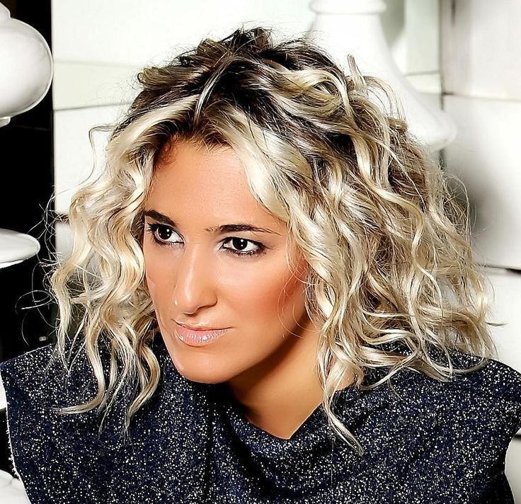 Dark Roots Platinum Blonde Love It Hair Pinterest