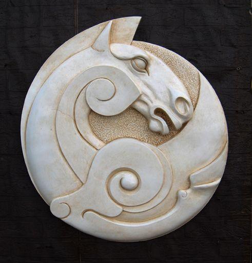 Celtic Horse Plaque                                                                                                                                                                                 More