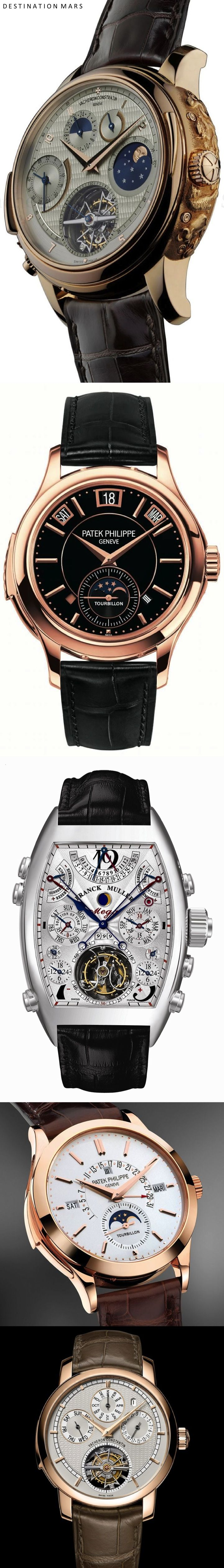 Tourbillon Watches