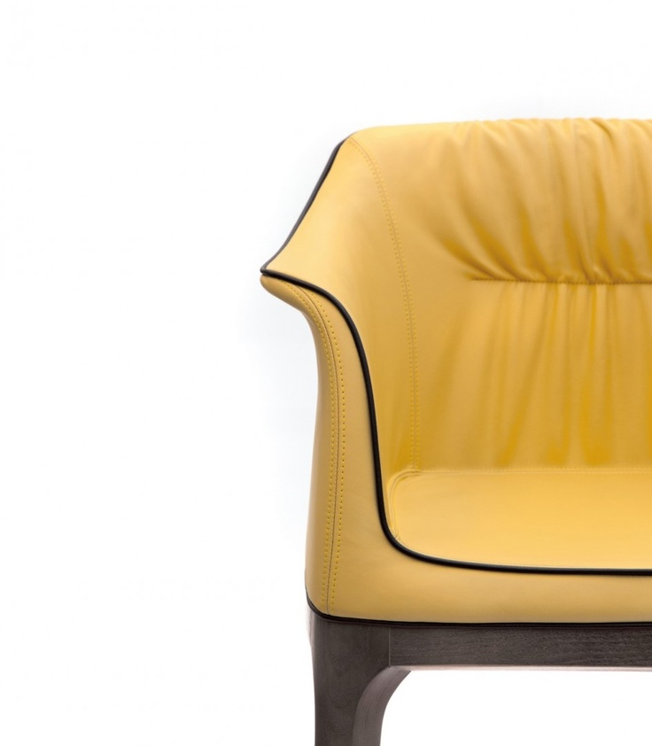 Furniture, Interior Design Interior Design Art Sofa Deluxe Yellow Sofa Lux Sofa Meubel Furniture Frontage Sofa: Breathtaking Refinement & Relaxation: Upholstered MIVIDA Chairs by Angelo Tomaiuolo