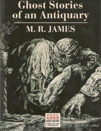M.R James Short Ghost Stories