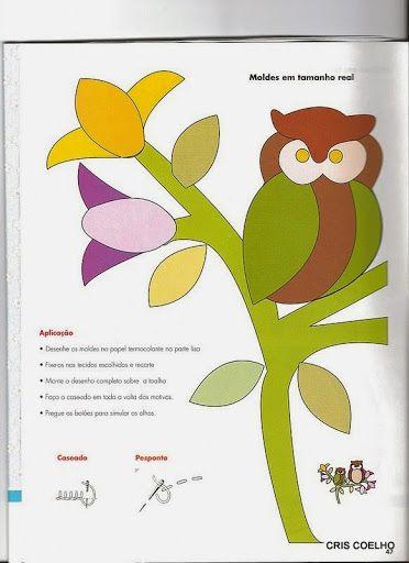 157 Guia do At. Patch Aplique n. 4 - maria cristina Coelho - Picasa Webalbums