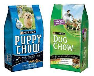 High Value Purina Dog Chow Coupons   $2.72 at Walmart!