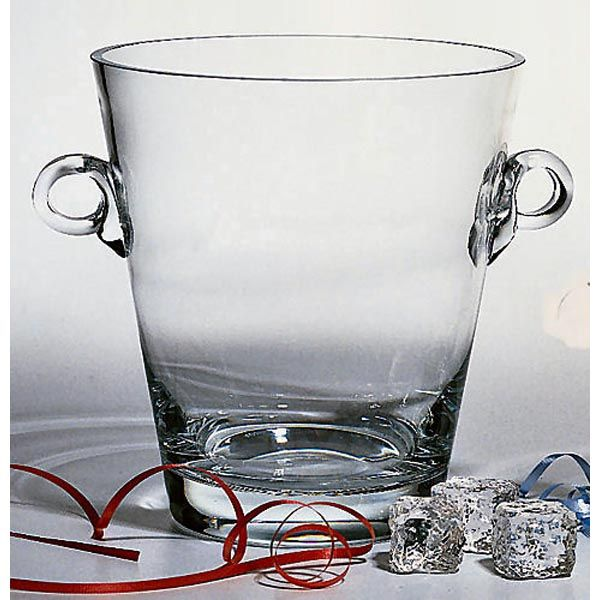 Badash Crystal Manhattan Ice Bucket Design