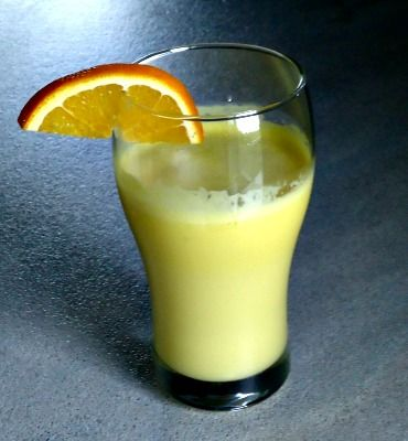 This liver detox drink is easy to make and taste like an orange smoothie.  Though effective it is gentle on the system and can be enjoyed even twice in a day.
