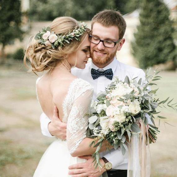 Wedding dress / Ivory dress / Tulle wedding, champagne wedding dress, 2017, open back dress, nude wedding dress, ivory wedding dress