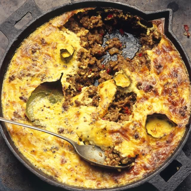 8 South African Dishes with a Dutch Influence: Beef Bobotie photo by Hugh Johnson