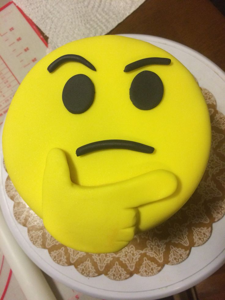Cake Emoji Art : 12 best cakes images on Pinterest