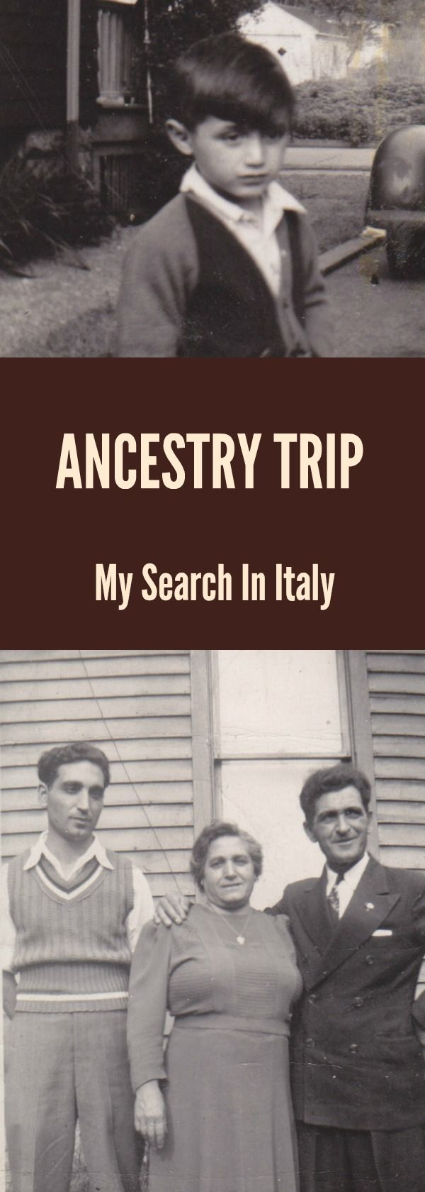 The experience of tracking down some ancestors – Travel by A Sherrie Affair. This was so much fun! I have been using Ancestry.com for years. With more information that was coming out yearly I was finally able to find my Great Grandfather. Give a click to my picture and you can join me on this adventure in Italy. #Italy #Ancestry #Family #Research