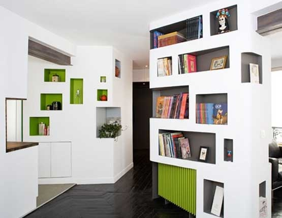 Comwall Pictures Design : Comwall Niches Designs : Partition Wall Design Ideas Small