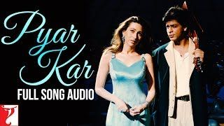 Pyar Kar - Full Song Audio | Dil To Pagal Hai | Lata Mangeshkar | Udit Narayan | Uttam Singh | lodynt.com |لودي نت فيديو شير