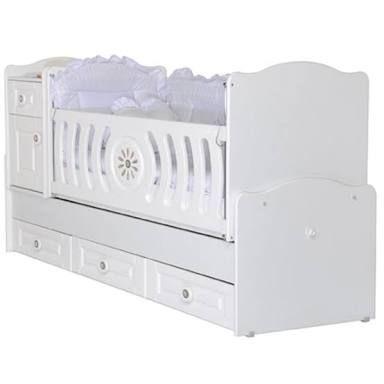 Resultado de imagen de bebek yatakları ölçüleri