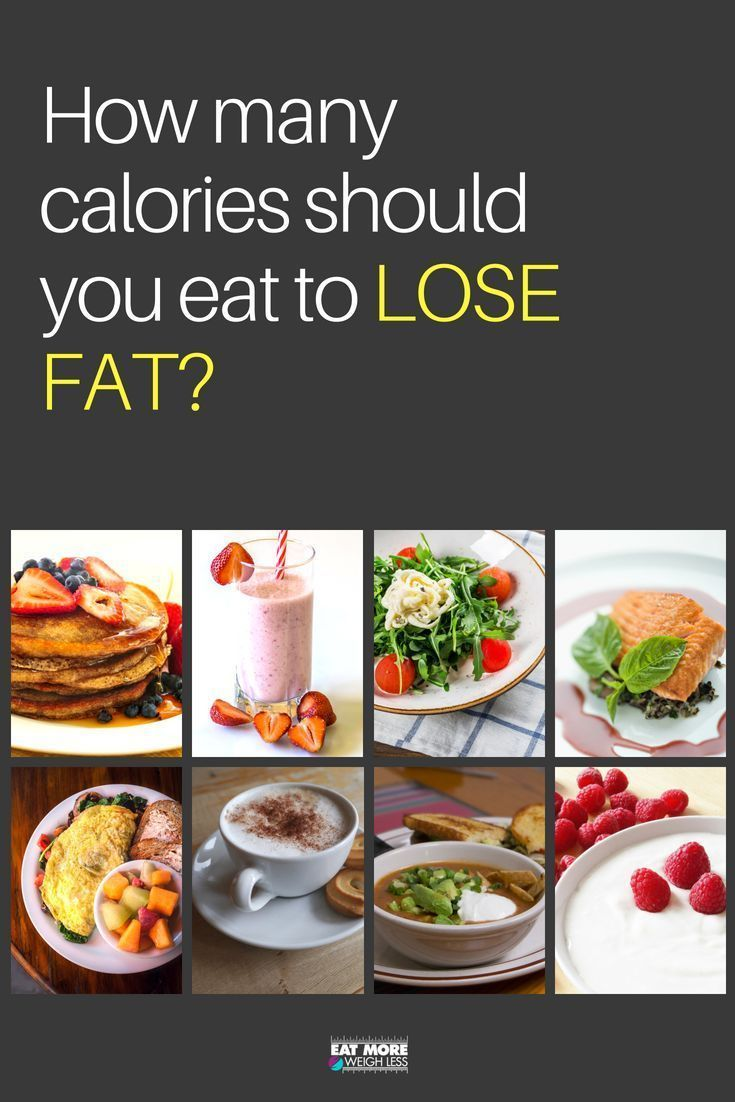 weight loss when eating more