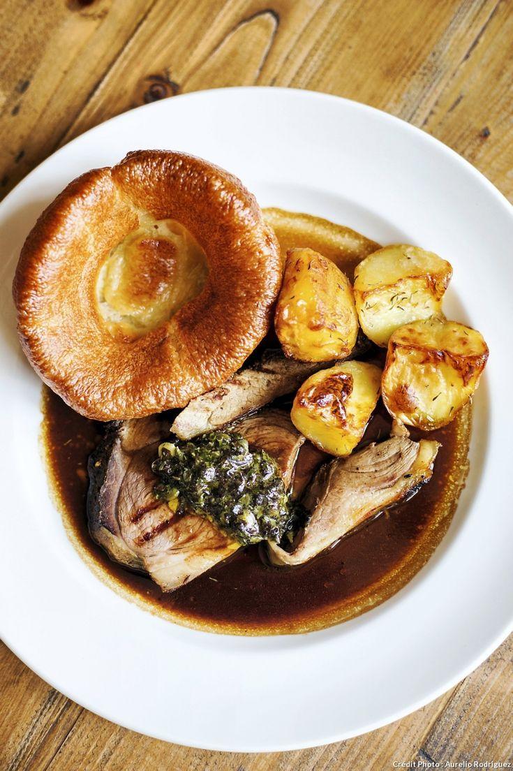 Rôti du dimanche et Yorkshire puddings - Une recette anglaise pour surprendre vos invités !