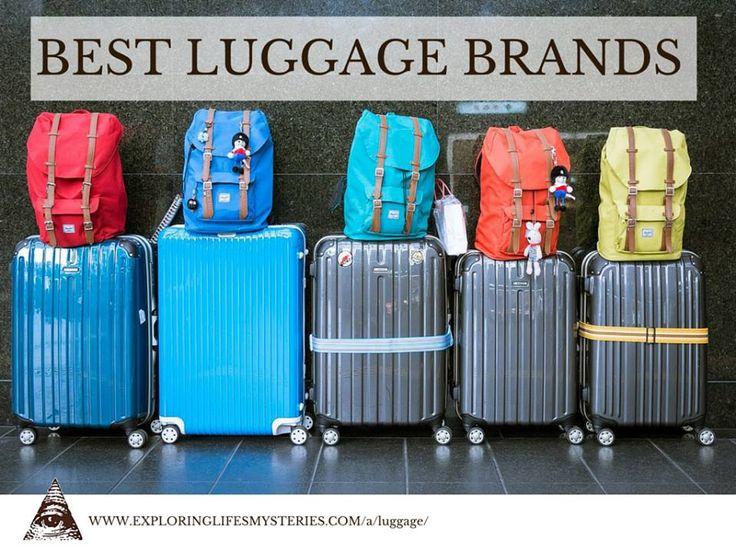 Počet nápadov na tému Best Luggage Brands na Pintereste: 17 ...