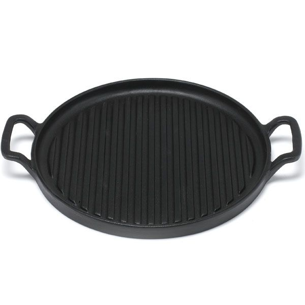 Cast iron Griddle Pan, Only £35, Visit us instore at Inspired Cookware, Metro Centre, Red Mall