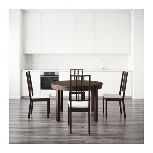 BJURSTA / BÖRJE テーブル&チェア4脚  - IKEA