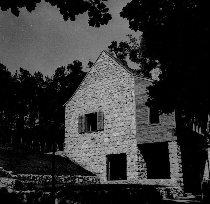 Kotsis Endre: Dr. Schnell-nyaraló, Érdliget (1942)