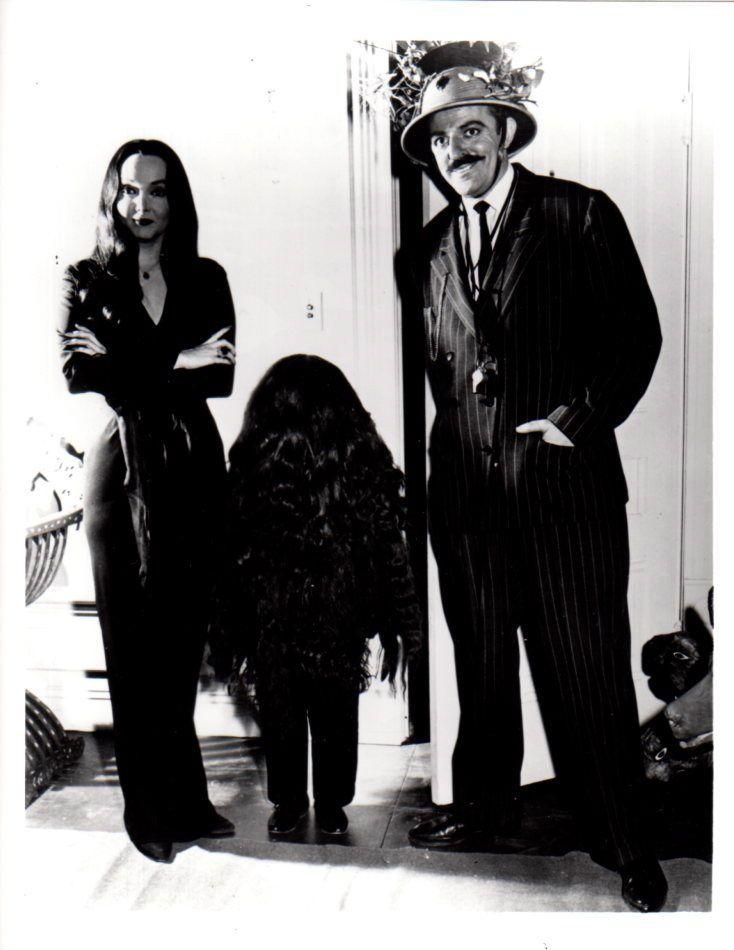 Carolyn Jones John Astin Addams Family 8x10 Photo Q0551 | eBay