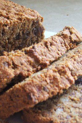 OMF! (Oh My Figalicious): Gluten-Free Vegan Fig Date Quick Bread Recipe | Bring JoyBring Joy