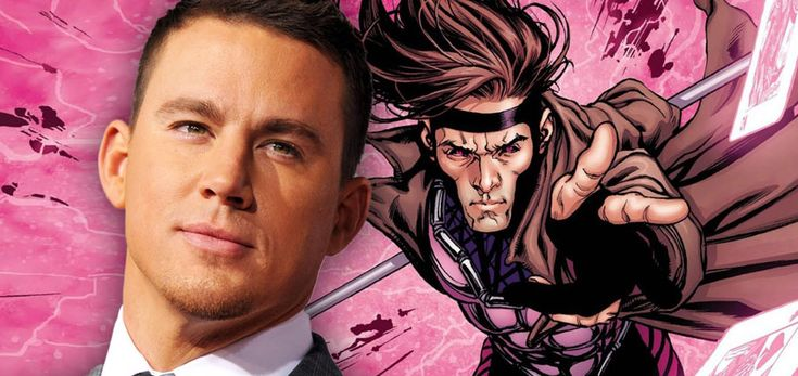 Channing Tatum will play Remy LeBeau aka Gambit, a card-throwing mutant who discovers his superhuman ability to create and manipulate pure kinetic energy.