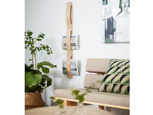 Svall Magazine Shelf by Karl Andersson & Söner