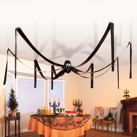Giant Hanging Spider $3.00