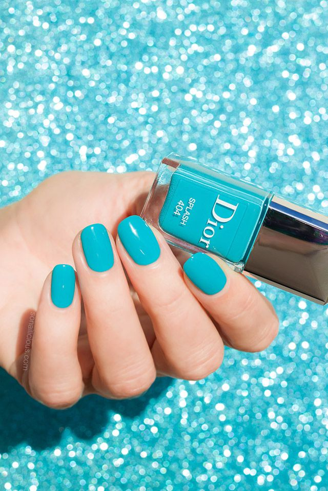 Turquoise Dreams ft. Dior Splash [Plus, REVIEW & HOW-TO]