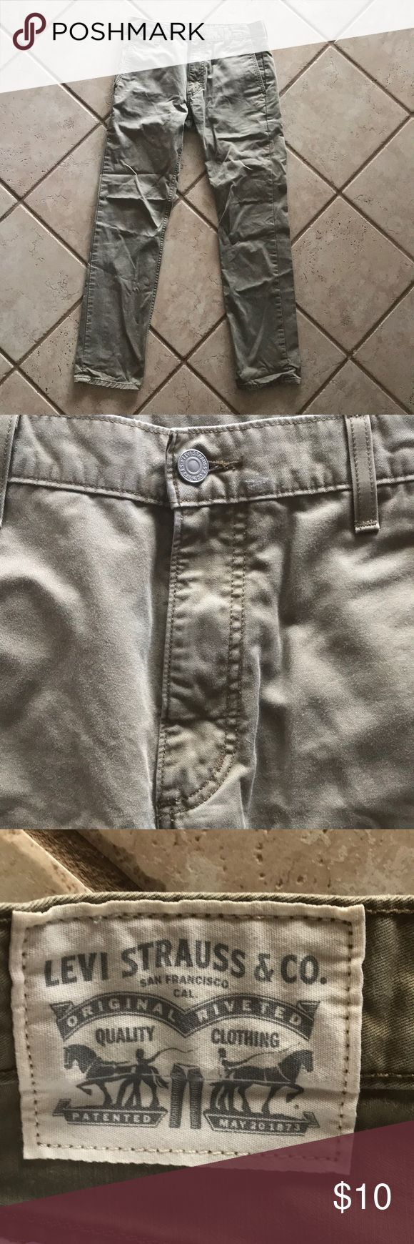Levi's Pants Levi's 511 Pants in beige Levi's Pants Chinos & Khakis